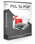 Click to view Mgosoft PCL To PDF Converter 10.4.126 screenshot
