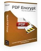 Screenshot of Mgosoft PDF Encrypt SDK