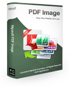 Screenshot of Mgosoft PDF Image Converter
