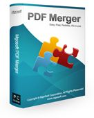 Mgosoft PDF Merger SDK Screenshot