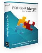 Split pdf into smaller pdf files or combine two or more PDF into a single PDF.