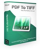 Mgosoft PDF To TIFF Command Line Screen shot