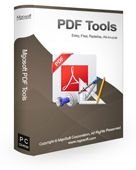Click to view Mgosoft PDF Tools SDK 7.0.1 screenshot