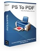 Click to view Mgosoft PS To PDF Converter 8.8.2 screenshot