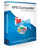 Screenshot of Mgosoft XPS Converter SDK