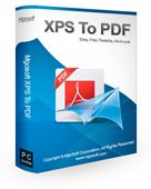 Click to view Mgosoft XPS To PDF Converter 10.0.205 screenshot